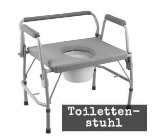 Toilettenstuhl