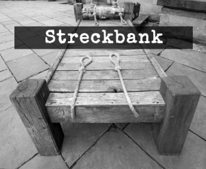 Streckbank