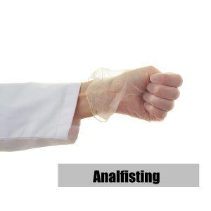 Analfisting