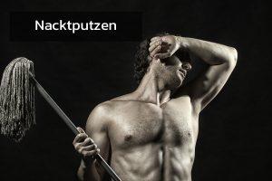 Nacktputzen BDSM